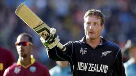CRICKET: Guptill 237*, Black Caps*