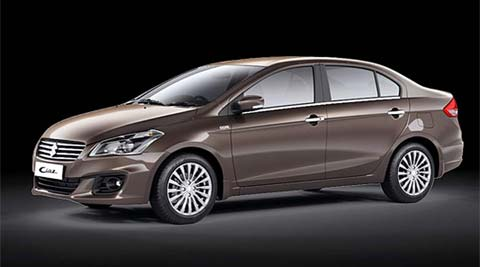 Maruti Suzuki sales jump 8.7 pct to 1,18,551 units in February as as Ciaz cruises
