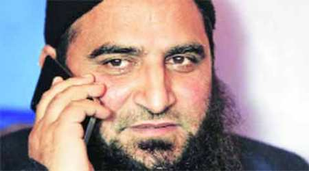Masarat Alam steps out of jail, is arrested again