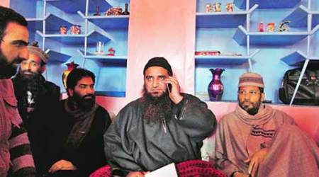 For the 16th time in 8 yrs, Masarat sent to jail underPSA