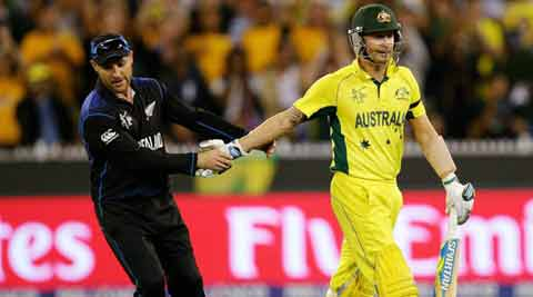 Michael Clarke, Brendon McCullum most mentioned on Facebook on the day of final