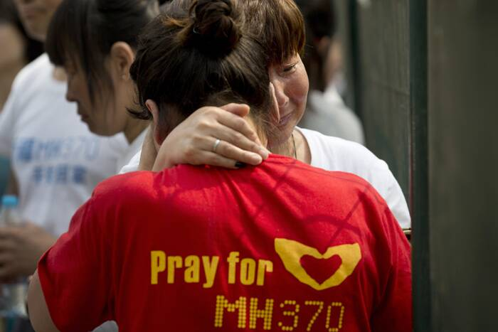 Malaysia Airlines Flight 370