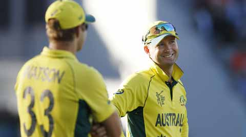 World Cup cricket, cricket world cup, Australia vs Afghanistan, Australia Michael Clarke, Michael Clarke Australia, Australia Clarke, Cricket News, Cricket