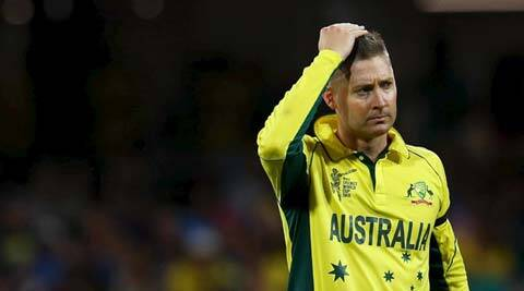 Michael Clarke, Clarke sex life, Michale Clarke world cup, Australia vs India, India vs Australia, Aus vs Ind, Ind vs Aus, World Cup 2015, Cricket World Cup 2015, CWC15, Sports, Cricket, Sports news, Cricket news