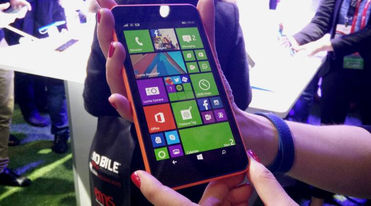 Microsoft launches Lumia 640 4G mobile at Rs 17,399