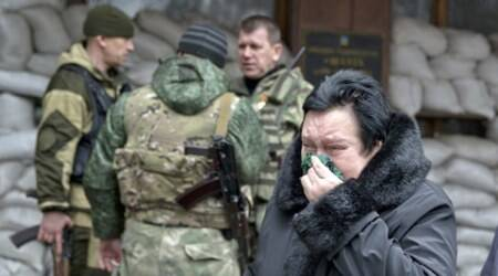 Death toll in east Ukraine mine blast reaches 32