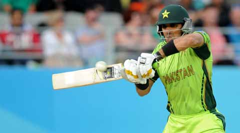 Playing in Sydney Australia will miss a good spinner against India:Misbah-ul-Haq