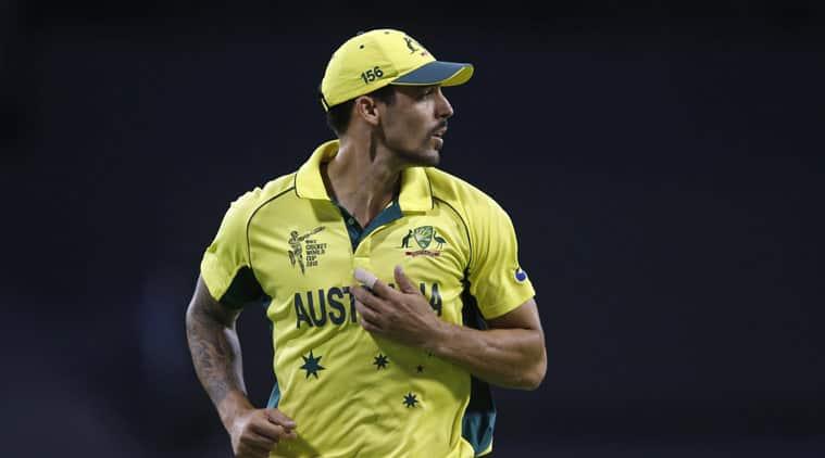 India vs Australia, Australia vs India, Ind vs Aus, Aus vs Ind, World Cup 2015, Cricket World Cup 2015, CWC15, Mitchell Johnson, World Cup semi final, Sports, Cricket, Sports news, Cricket news