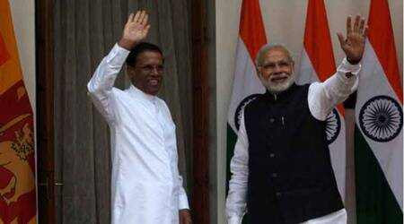 Narendra Modi gives Sri Lanka the India example