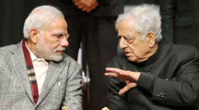Can never support Mufti Sayeed's comments: PM Modi