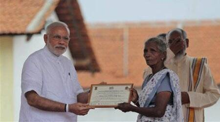 PM Modi visits Jaffna, presents 27,000 new homes to Tamils displaced in civil war