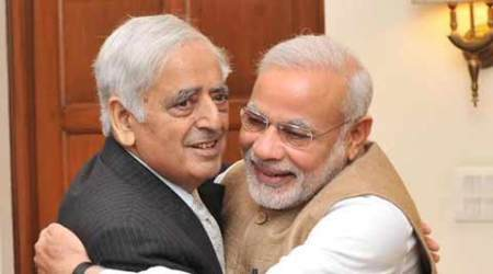 J-K alliance shows PM Modi is 'inclusive': Mufti Mohammed Sayeed