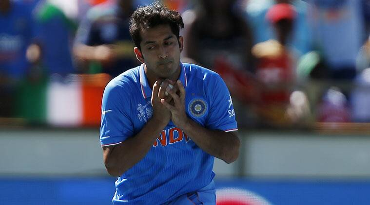 India vs Ireland, Ireland vs India, Ind vs Ire, Ire vs Ind, World Cup 2015, Cricket World Cup 2015, CWC15, Mohit Sharma, Sports, Cricket, Sports news, Cricket news, World Cuip news