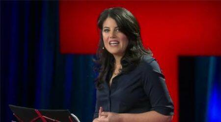 Monica Lewinsky, Lewinsky scandal, 1998 Lewinsky scandal, 1998 Monica Lewinsky, 1998 Lewinsky, Monica Lewinsky scandal, Lewinsky-Clinton, Monica Lewinsky TED talk, TED Talk, Lewinsky TED talk, Bill Clinton, President of America, Trending, trending news, trending on social media, good news, whats trending, social media, cyber-bullying, cyber humiliation