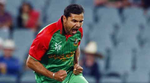 It's a great turnaround for us, says Mashrafe Mortaza after England win