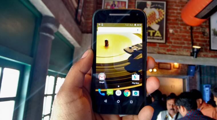 New Moto E 2nd Gen with Android 5.0.2 Lollipop launched; 4G version coming soon