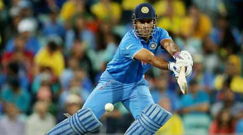 Could have done better, chased better… but be proud: MS Dhoni to team after semifinal loss