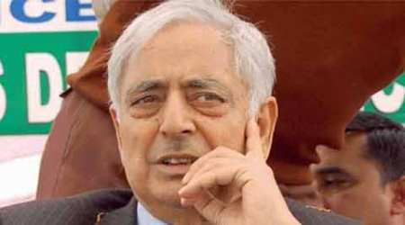 Former Jammu University VC Amitabh Mattoo appointed Advisor to CM Mufti Sayeed