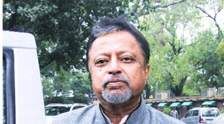 TMC replaces senior leader Mukul Roy from Parliamentary panel