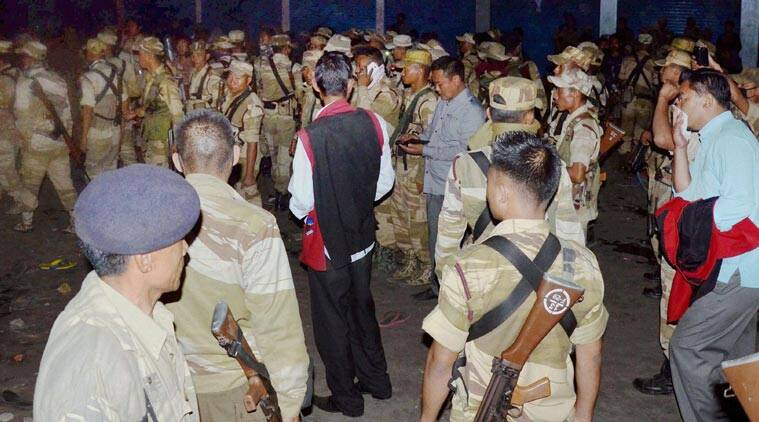 Dimapur jail, rape acussed lynched, mob lynch rape accused