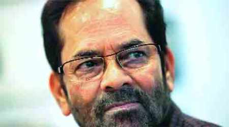 Communalism derailed India development story: Naqvi