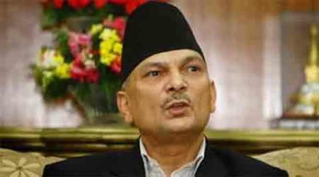 India should help us resolve constitution stalemate: Ex-Nepal PM