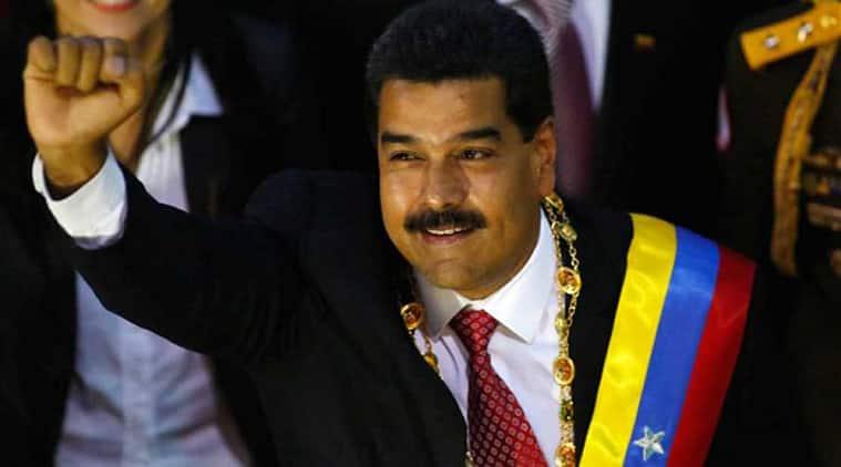 President Nicolas Maduro (Source: Reuters photo)