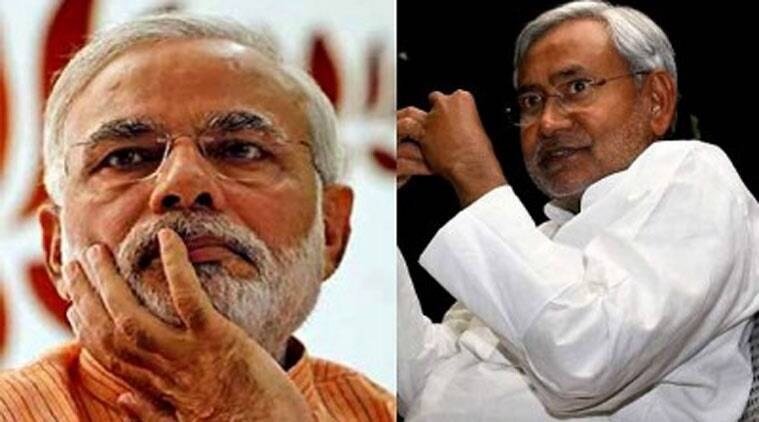 bihar, bihar elections, nitish kumar, narendra modi, modi, modi bihar, bihar modi, bihar polls, narendra modi speech, nitish kumar speech, bjp bihar, bihar polls, bihar news, india news, indian express