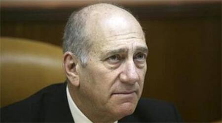 Former Israeli PM Olmert sentenced to 8 months in prison for corruption