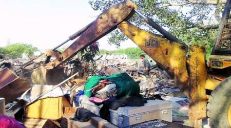 Okhla demolition leaves many homeless, robs livelihood of some