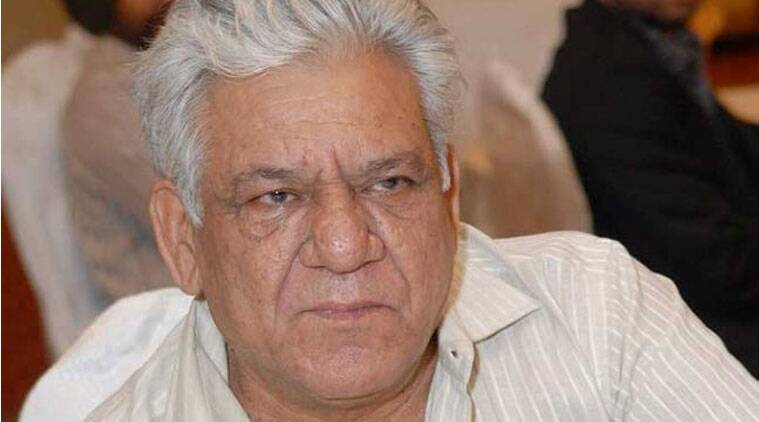 Om Puri, Gandhigiri, Sanjay Mishra, Brijesh Karniwal, Anupam Shyam, Meghna Haldar, Dolly Chawla, Ravi singh, Rishi Bhutani, Om Puri Mahatma Gandhi Teachings, Om Puri in Lucknow, Om Puri Gandhigiri Shooting, Bollywood News, Entertainment news