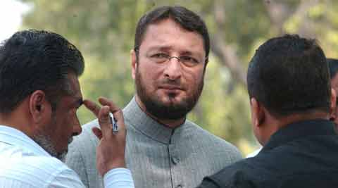AIMIM, Dalit, Asaduddin Owaisi, panchayat election, UP panchayat election, village panchayat election, lucknow news, city news, local news, indian express