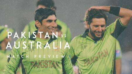 Match Preview: Pakistan vs Australia
