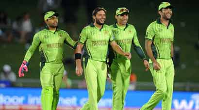 Pakistan vs UAE: Pakistan 'arrive' at the World Cup with convincing win