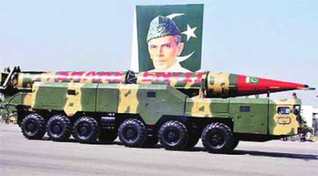 Pakistan's nuclear warheads aimed at deterring India: Report