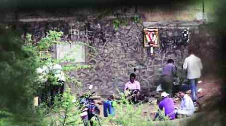 Illegal matka den back in action, locals say not possible without 'blessings of cops'