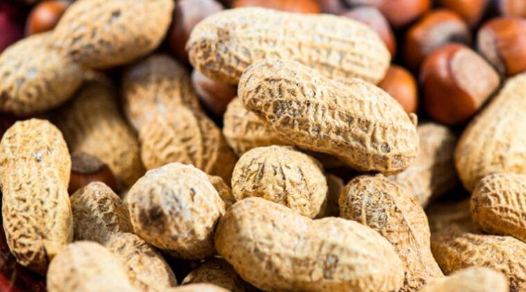 Peanuts, peanut consumption