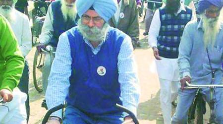 For AAP's Punjab push, Phoolka continues oncycle