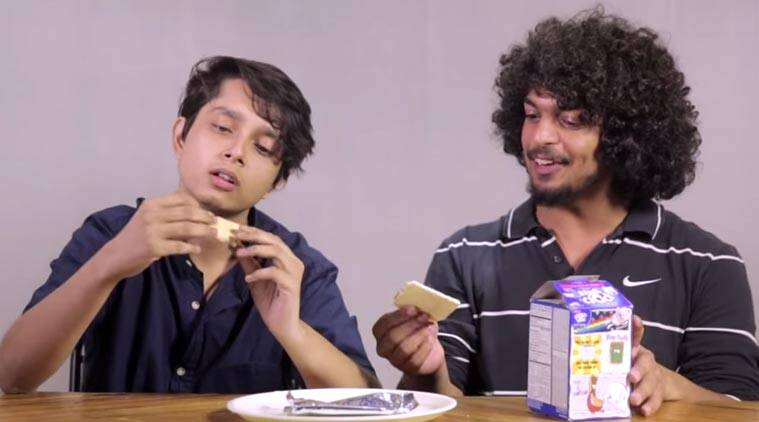 Buzzfeed, Indian sweets, American sweets, Indians reacting to American sweets, American reacting to Indian sweets, America vs India, India vs America, food fight, trending, viral, trending topic, viral topic, trending on social media, trending on web, trending online, Viral on social media, Viral on web, Viral online, what is trending