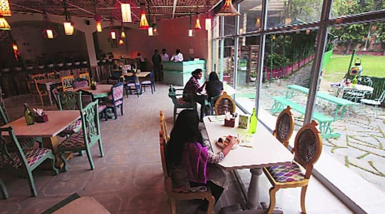 The Potbelly Rooftop Cafe New Delhi Delhi