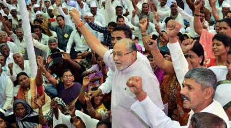 PM Narendra Modi's brother leads protest against PDS policy, bats for APL members