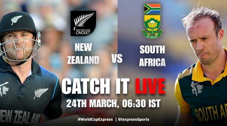 New Zealand vs South Africa, South Africa vs New Zealand, New Zealand World Cup 2015, 2015 World Cup, NZvSA, SAvNZ, Cricket News, Cricket