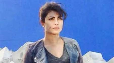 Revealed: Priyanka Chopra nails the tough cop look in 'Quantico'