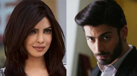 priyanka chopra, fawad khan, priyanka chopra quantico, priyanka chopra films, priyanka chopra films, priyanka chopra movies, fawad khan shows, fawad khan films, fawad khan khoobsurat, priyanka fawad mr chaalu, mr chaalu movie, reema kagti