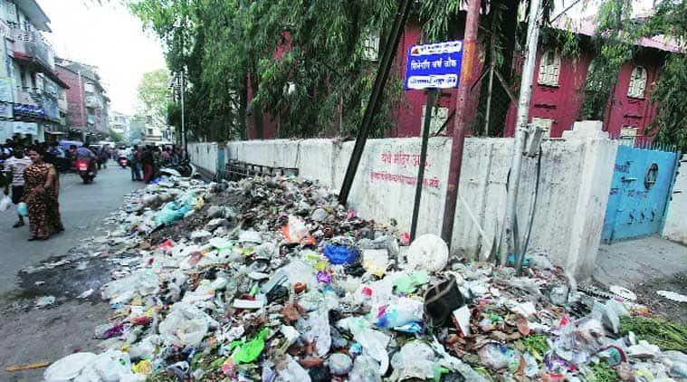 pune garbage, pune muncipal corporation, PMC