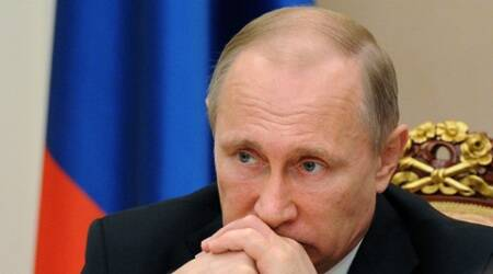 Putin says Russia will stand firm in standoff with West