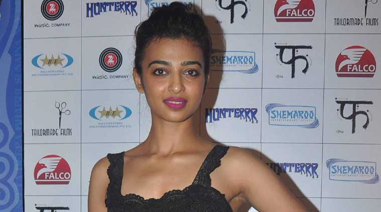 Radhika Apte Denies Having Made Any Statement Over The Nude Video Leak  Entertainment -9583