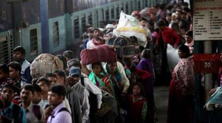 Online train ticket bookings touch 13.45 lakh on April 1