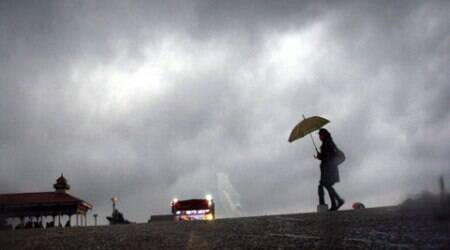 Rainfall in Chandigarh due to western disturbances: Met