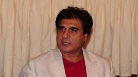 Congress leader Raj Babbar hits back at Giriraj Singh, trends on Twitter